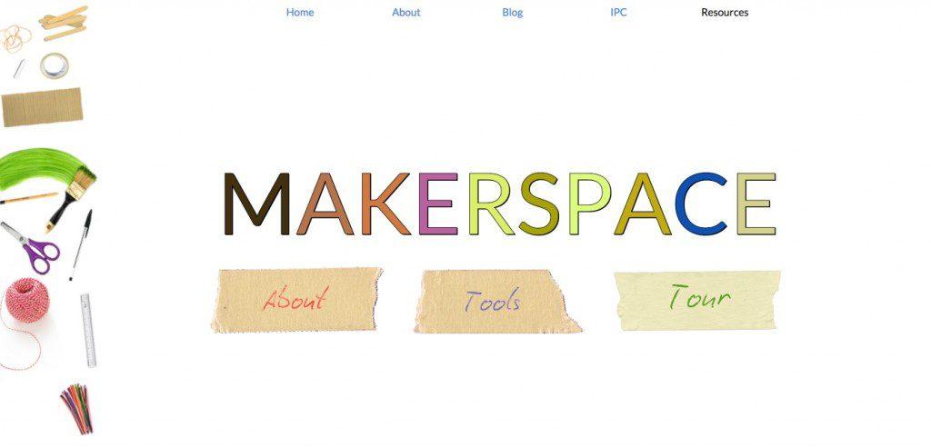 Makerspace_webpage